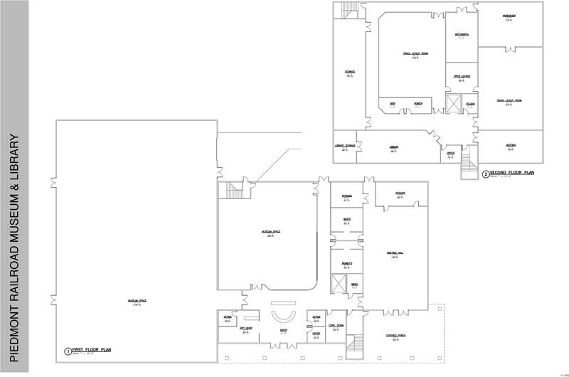 Prm&l Building Floor Plans